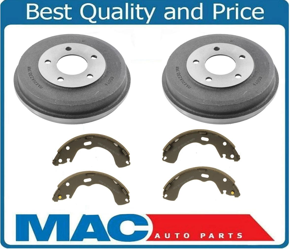 Centric Rear Premium Brake Shoes 1Set For 2001-2002 Ford Escape