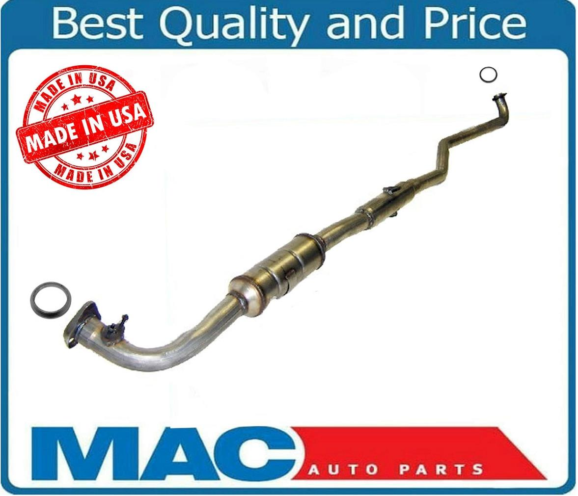 98-02 TOYOTA COROLLA 1.8L CATALYTIC CONVERTER DIRECT FIT FITS