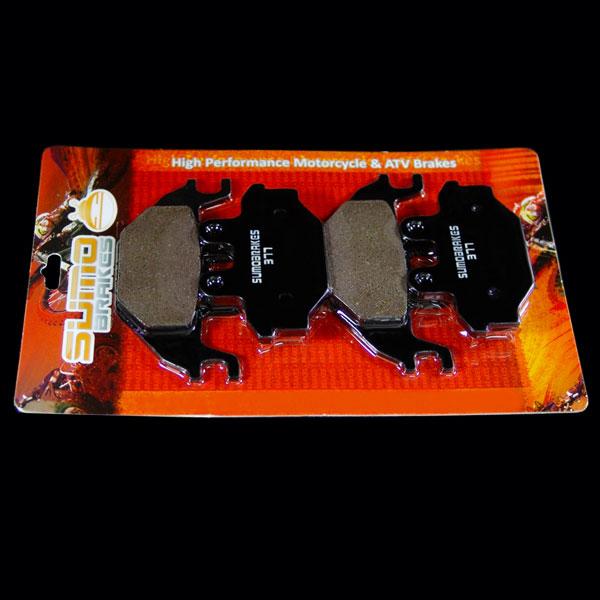 Kyoto Brake Pads Front /& Rear For Cectek 500 EFI Gladiator 2009-2010