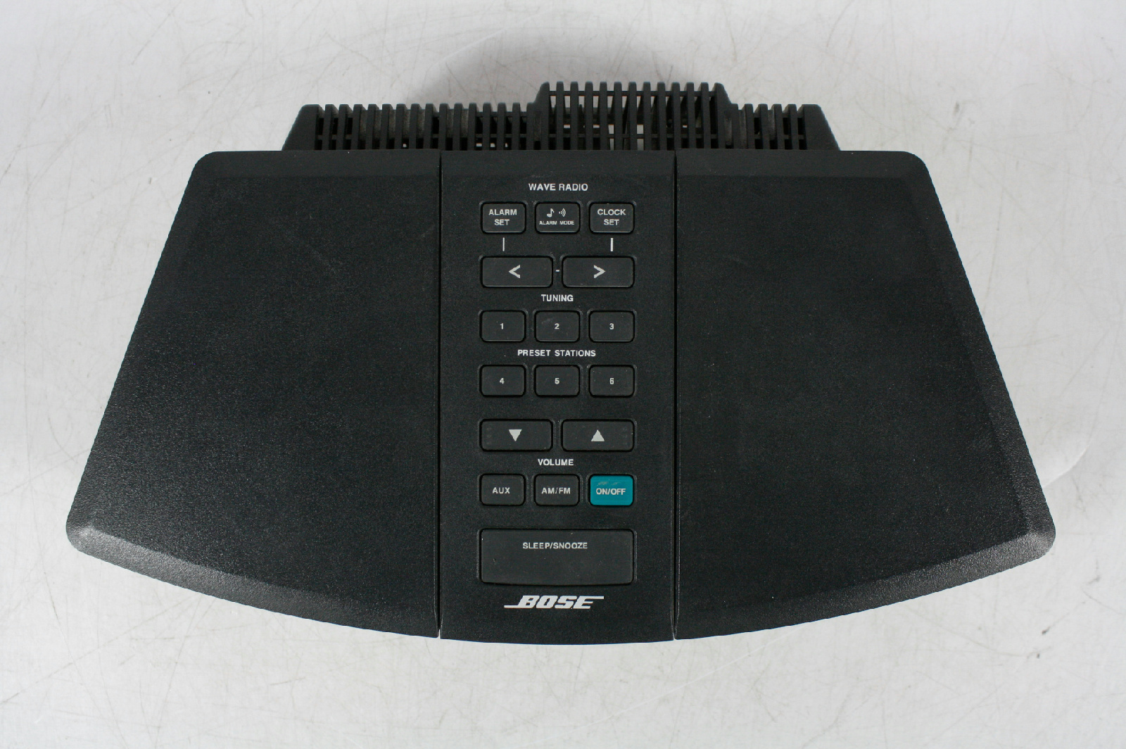 bose wave radio awr1 1w am fm stereo player. Black Bedroom Furniture Sets. Home Design Ideas