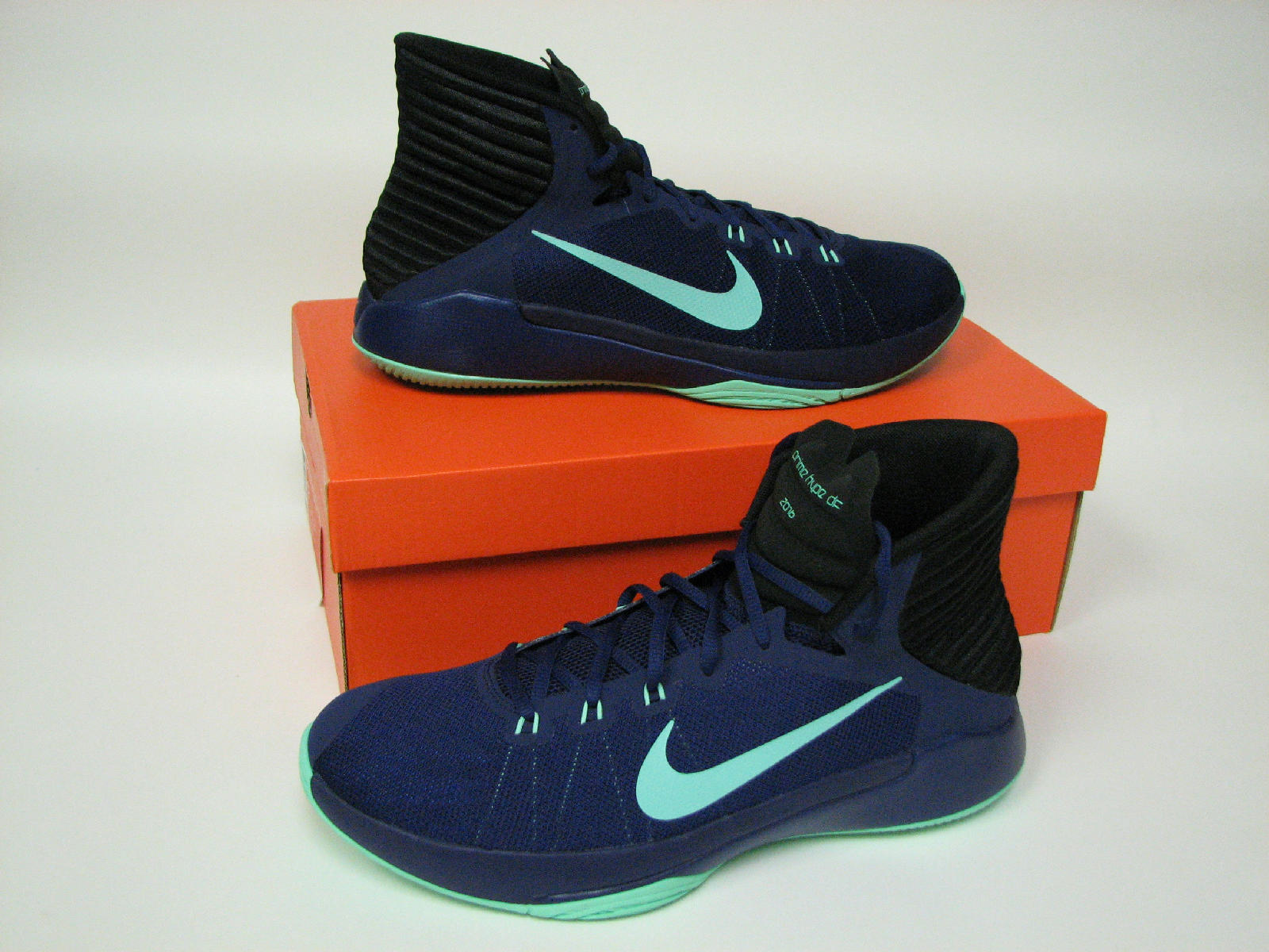 Image is loading Nike-Prime-Hype-DF-2016-844787-402-Blue-