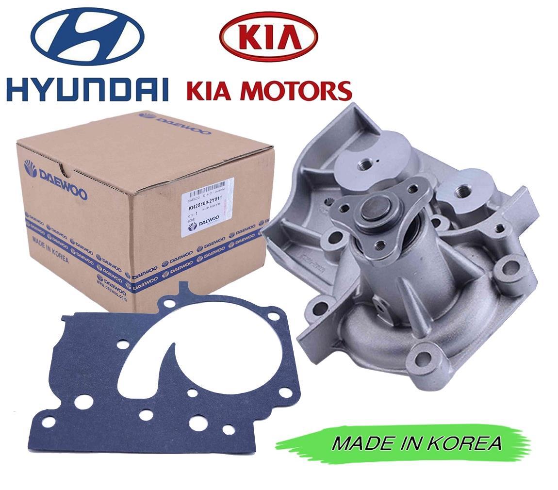 *NEW* Fits Kia 2001 Spectra Sephia 1.8L Water Pump Assembly 25100-2Y000
