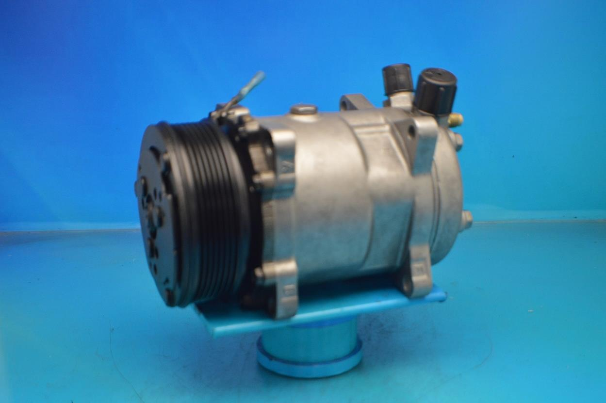 Details about AC Compressor For Chevy P20 P30 GMC P2500 P3500 P4500 (1 Yr  W) Reman 57552