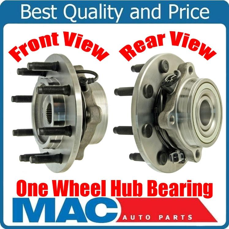 Details About Front Wheel Hub Bearing For Dodge Ram 2500 00 02 Four Wheel Drive 4 Wheel ABS