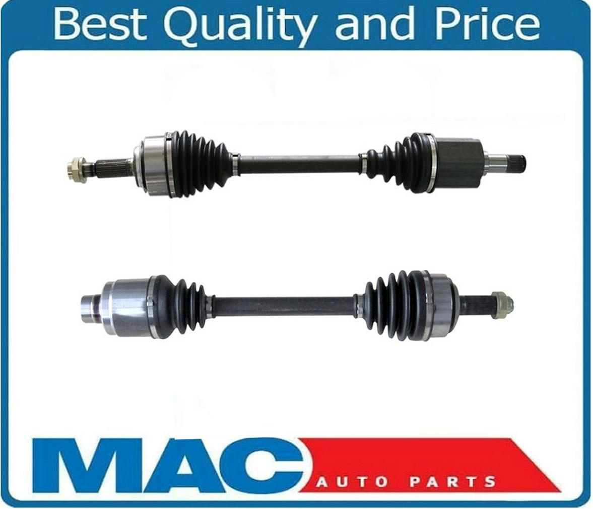 Front Left & Right CV Axles For Acura TL 3.2L & TYPE S