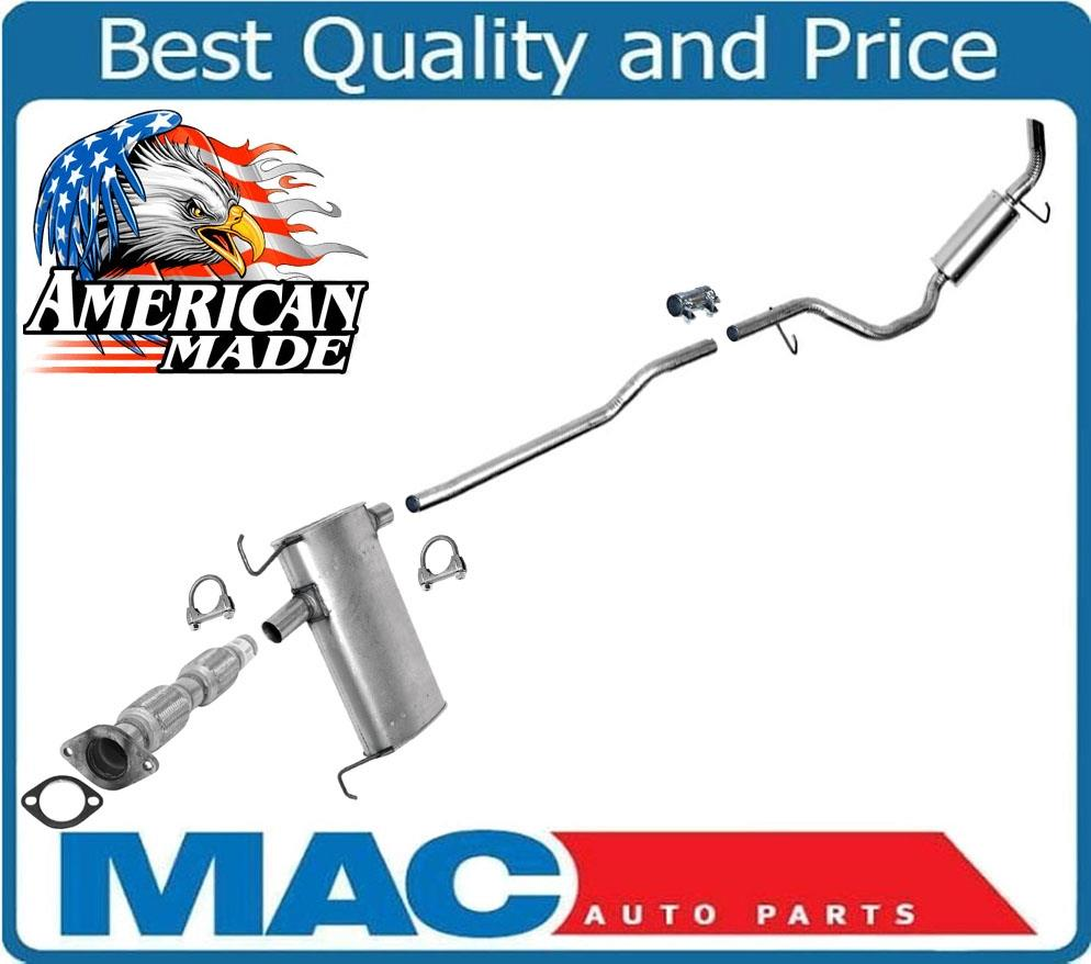 Exhaust and Tail Pipes Fits 1999 Ford Windstar SEL 3.8L V6 GAS OHV