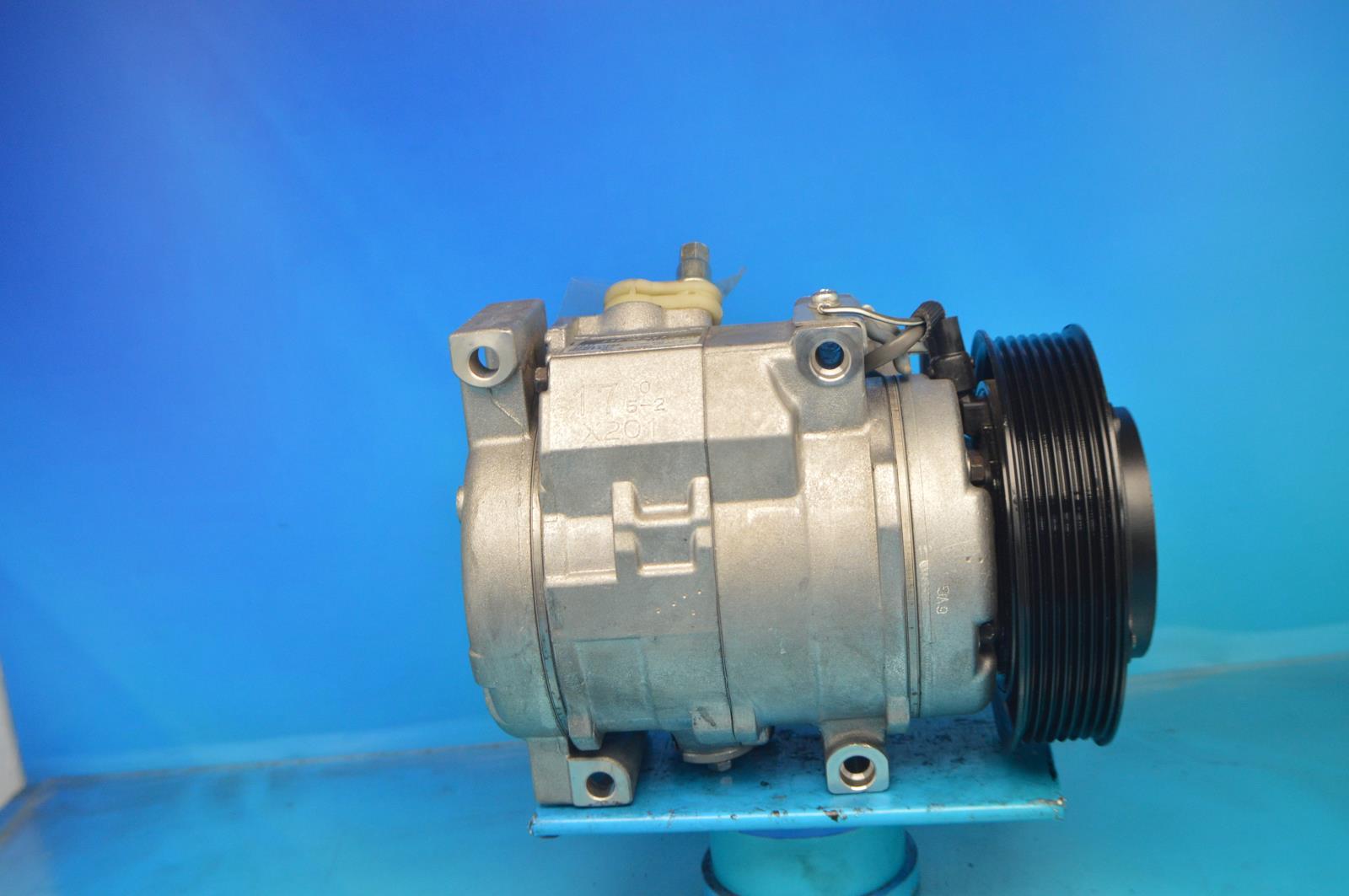 AC Compressor Fits Toyota Camry Highlander Solara R77388 1 Year Warranty