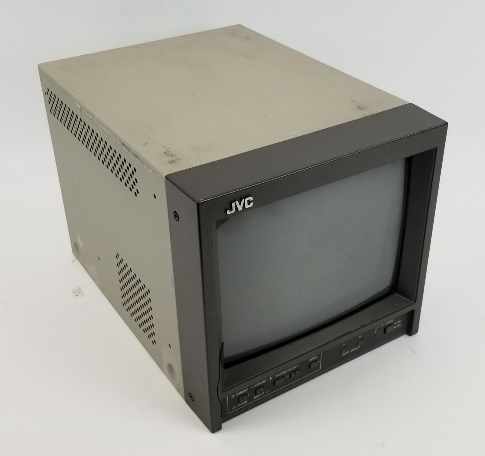 "JVC TM-A101G 9"" Professional Color CRT Video Monitor"