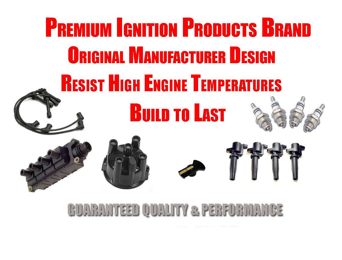 100/% All New Ignition Coils 6 for 2004-2008 Dodge Durango /& Dakota 3.7L