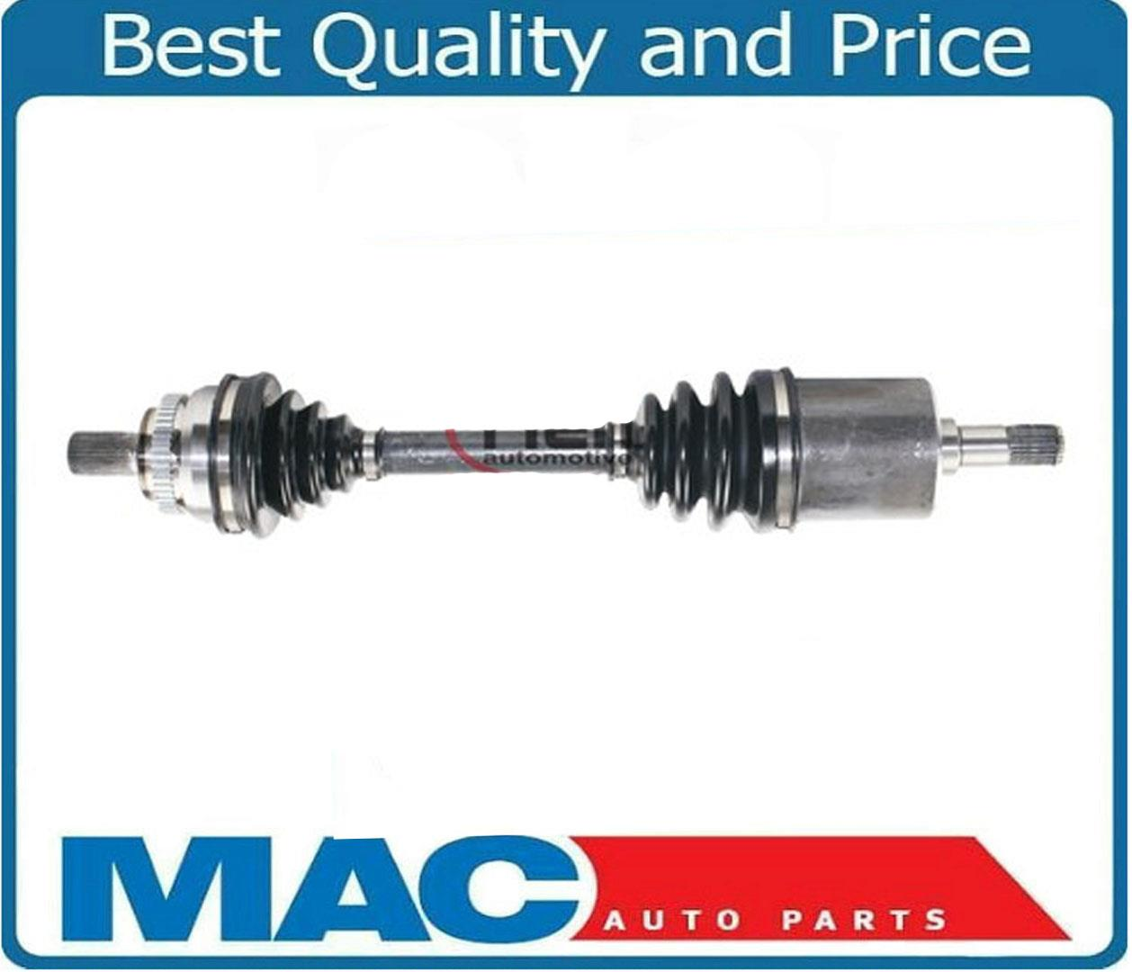 New Front Axles for Mercedes-Benz 4MATIC E320 00-03 E430 00-02 All Wheel Drive