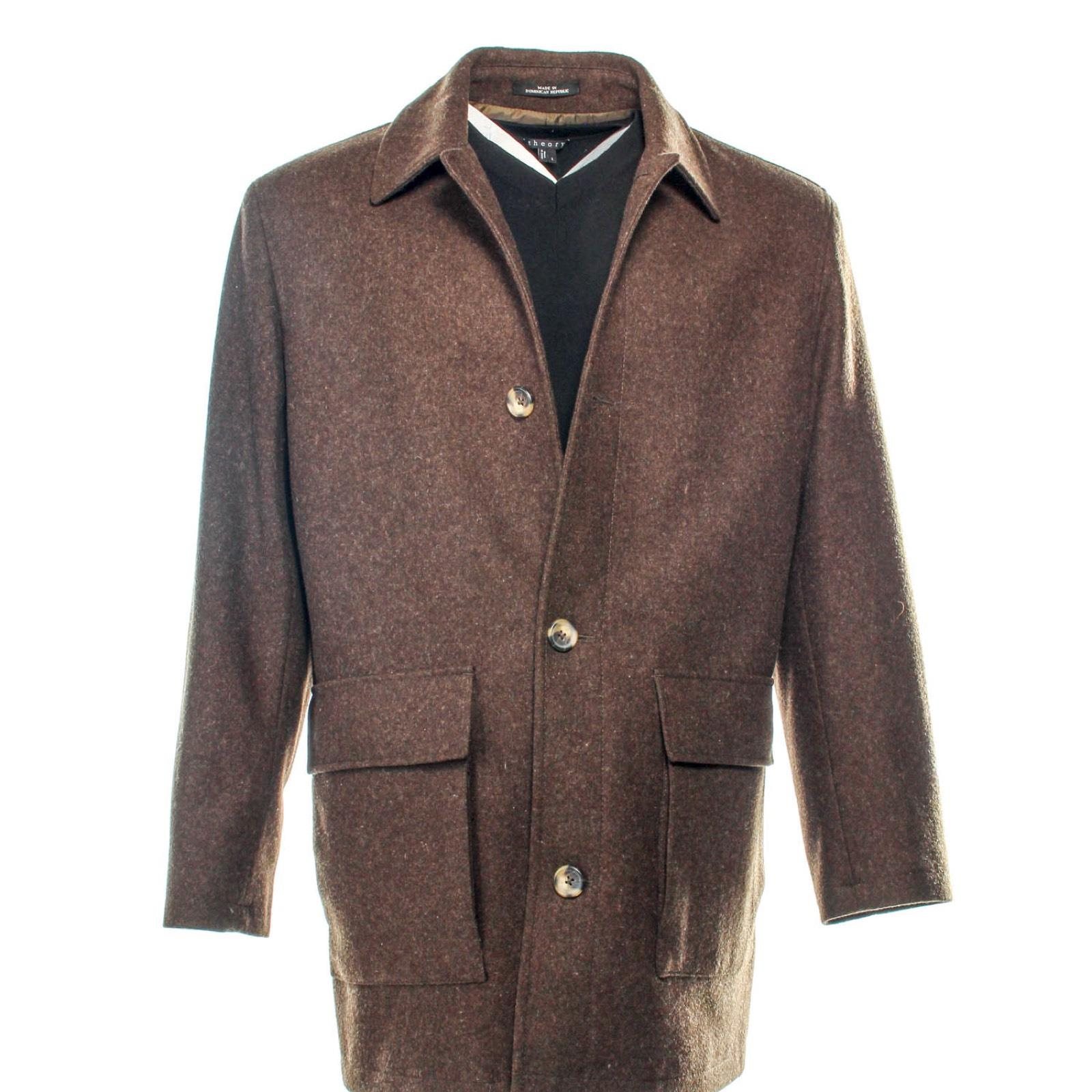 House of Cards Thomas Yates Paul Sparks Screen Worn Coat & Sweater Ep 312