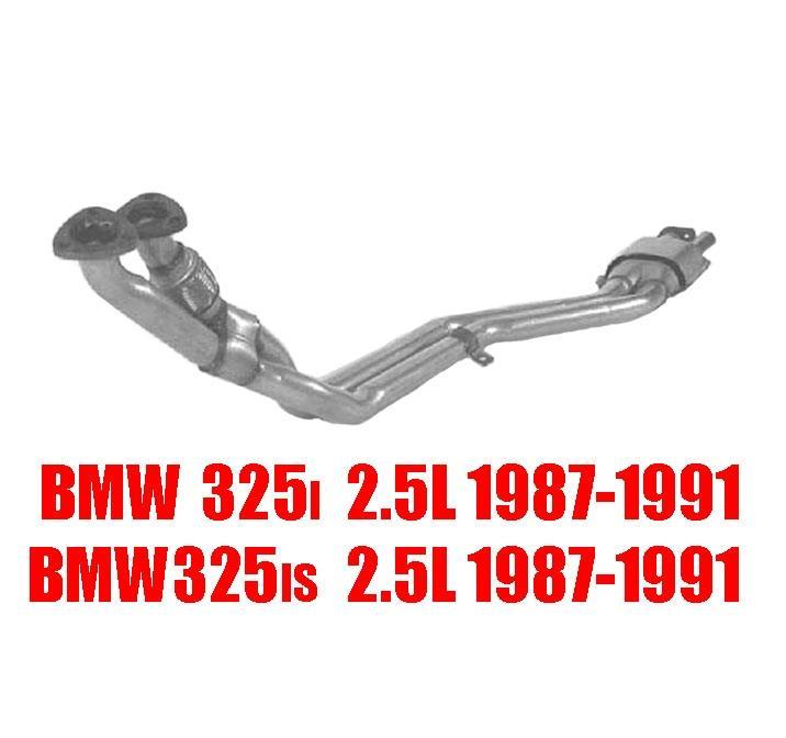 Brand New Catalytic Converter For BMW 325i & 325is 1987