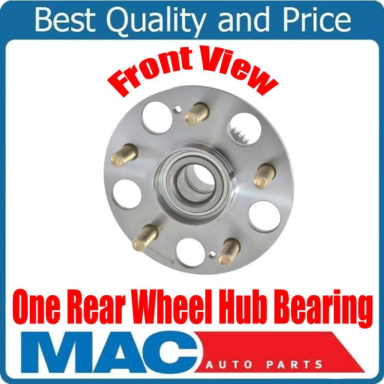 Rear Wheel Bearing and Hub Assembly fits 2002 Acura RSX