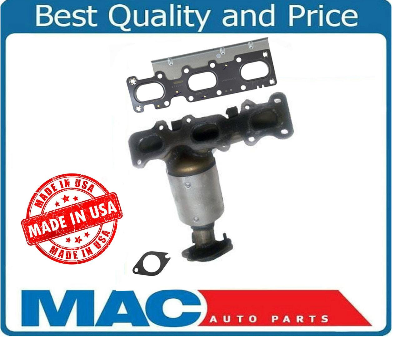 BOTH RADIATOR /& FIREWALL SIDE DIRECT FIT CONVERTERS FOR 2009 FORD EDGE 3.5L 3.7L