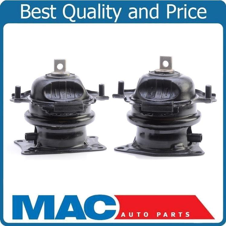 (2) 100% New Engine Motor Mount Fits For FRONT & REAR For