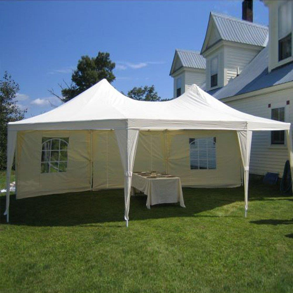 Peaktop-Heavy-Duty-Party-Tent-Event-Canopy-Gazebo-Wedding-Tent-With-Carry-Bag thumbnail 3