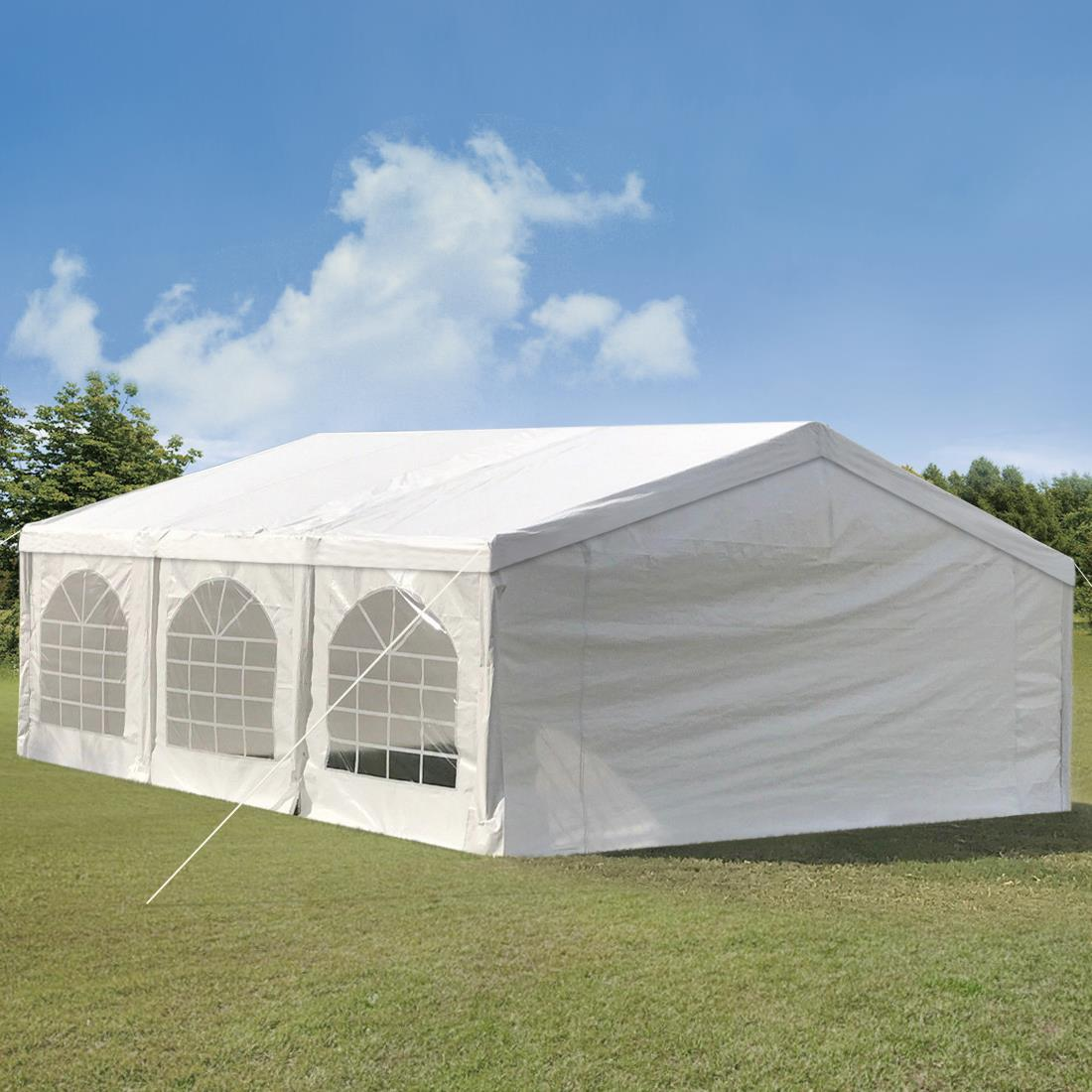 Peaktop-Heavy-Duty-Party-Tent-Event-Canopy-Gazebo-Wedding-Tent-With-Carry-Bag thumbnail 9