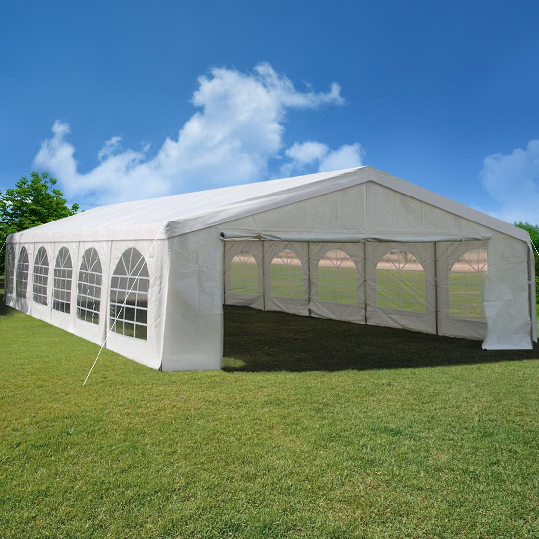 Peaktop-Heavy-Duty-Party-Tent-Event-Canopy-Gazebo-Wedding-Tent-With-Carry-Bag thumbnail 15