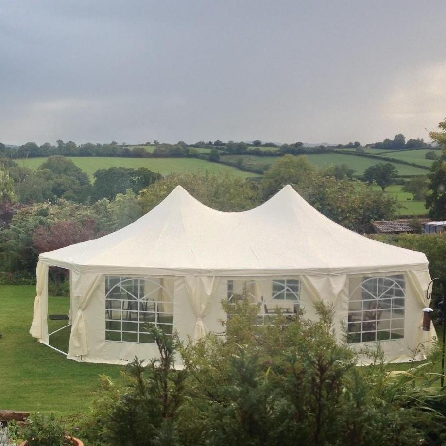 Peaktop-Heavy-Duty-Party-Tent-Event-Canopy-Gazebo-Wedding-Tent-With-Carry-Bag thumbnail 11