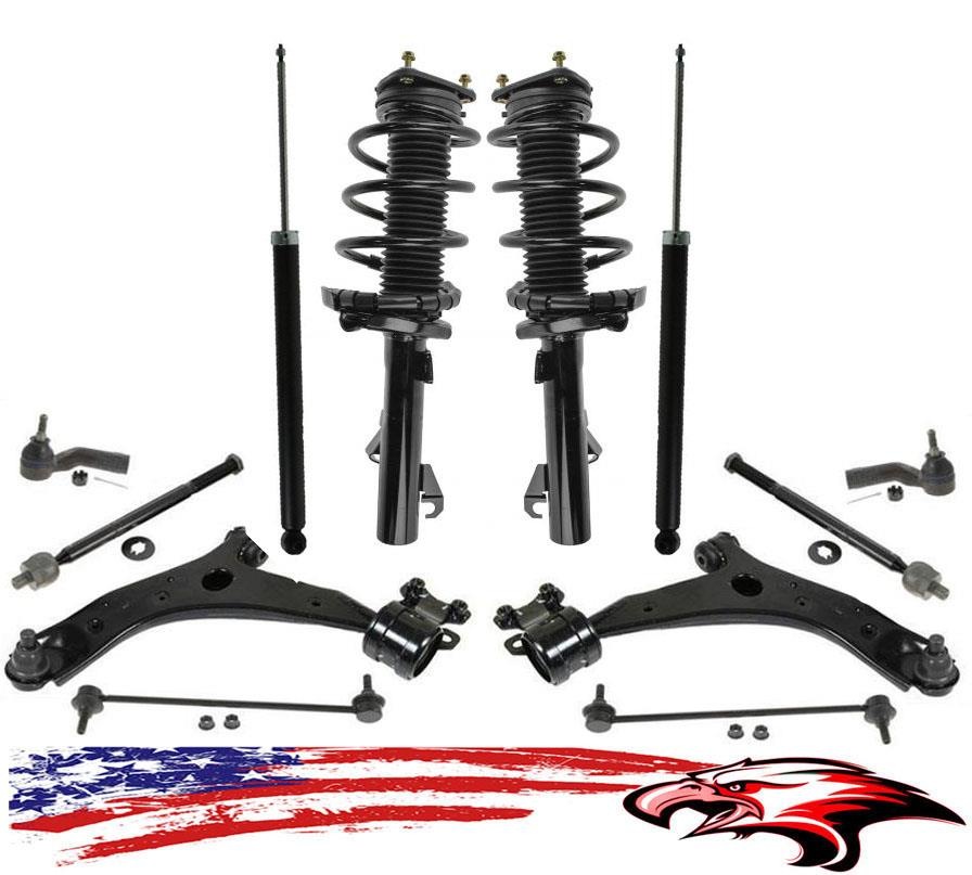 Mazda 3 04-09 /& 5 06-10 5 12 Front Left and Right Lower Control Arms