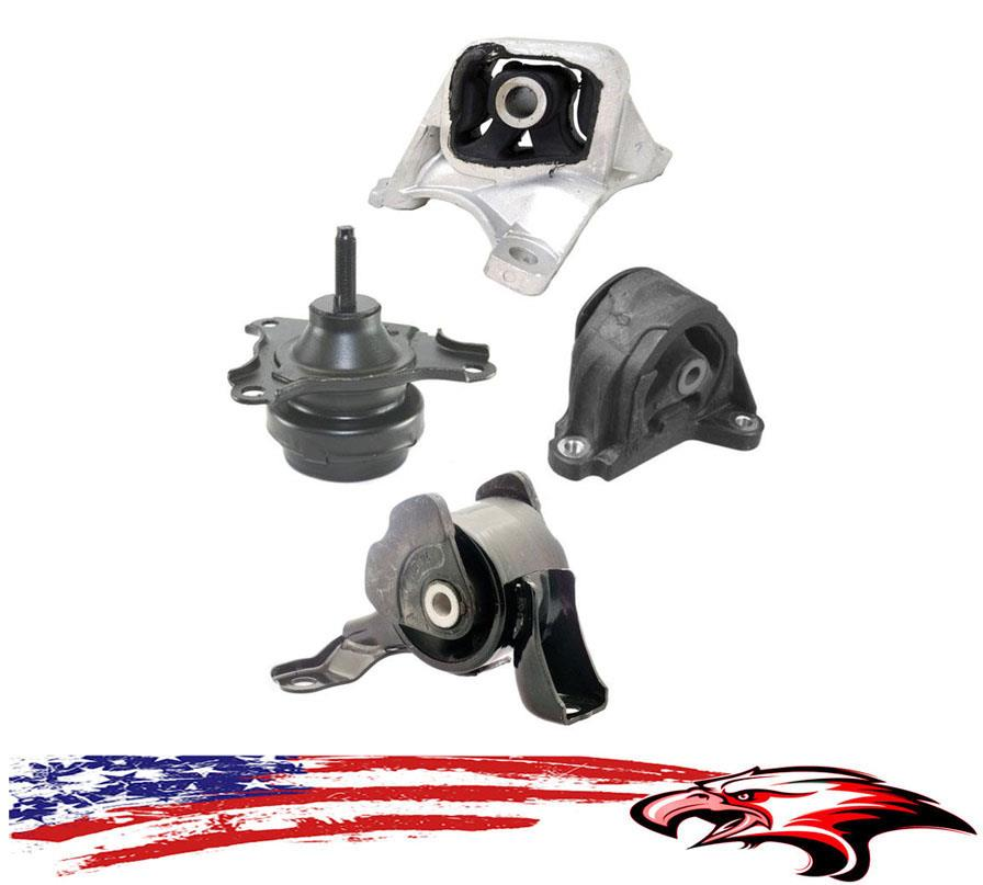 New Engine And Manual Transmission Mounts For Acura RSX