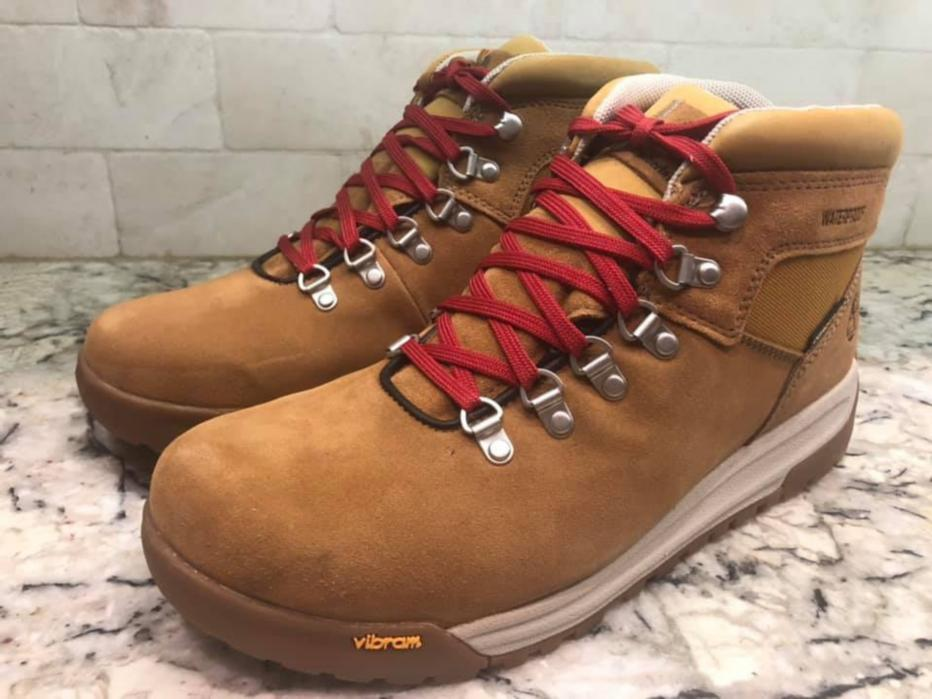 Details about Timberland for J.Crew Collab GT Scramble Hiking Boots 12 brown suede j9290