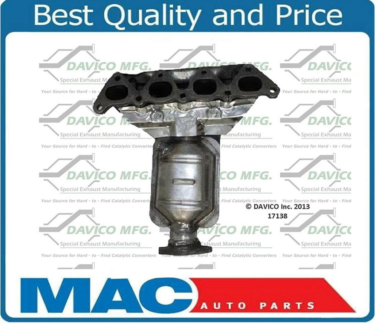 TUCSON 2.0L Manifold Catalytic Converter 2005 TO 2007 DIRECTFIT 8H55-48