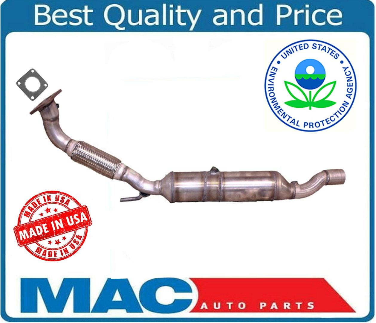 2001-2005 VOLKSWAGEN BEETLE 2.0L DIRECT-FIT FRONT PIPE WITH CATALYTIC CONVERTER