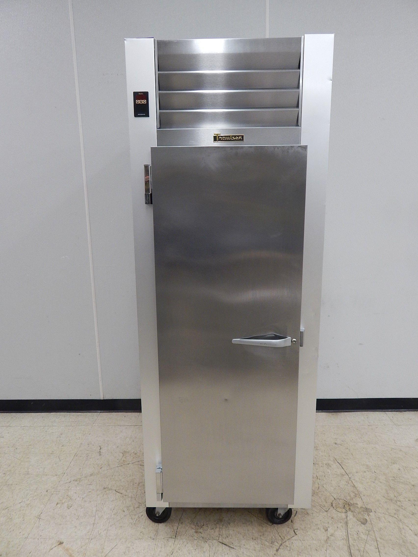Details About Traulsen One Door Refrigerator, Model G10011