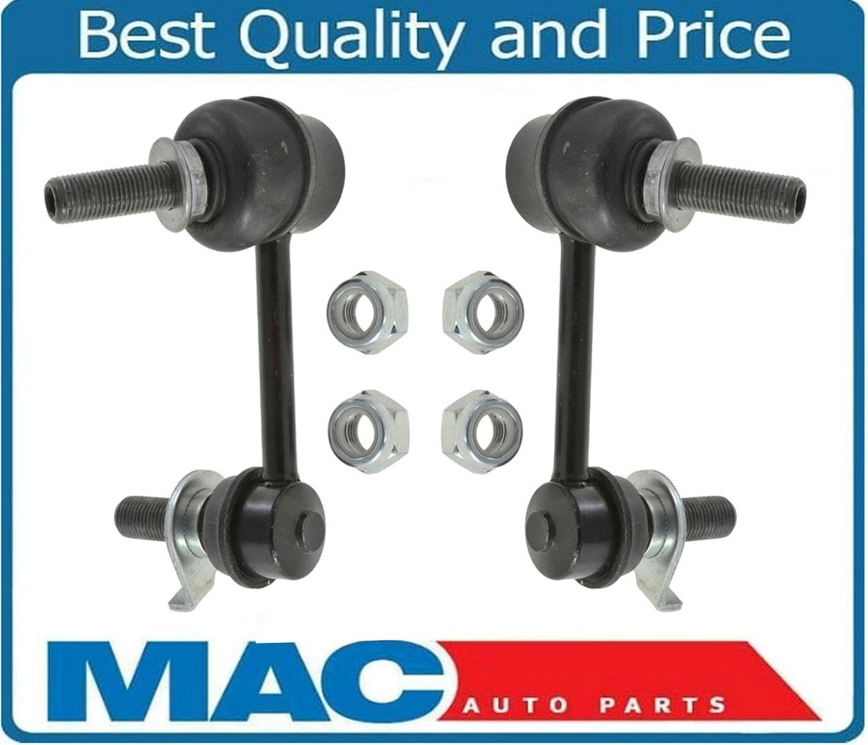 ACDelco 46G0307A Advantage Front Suspension Stabilizer Bar Link Kit with Hardware