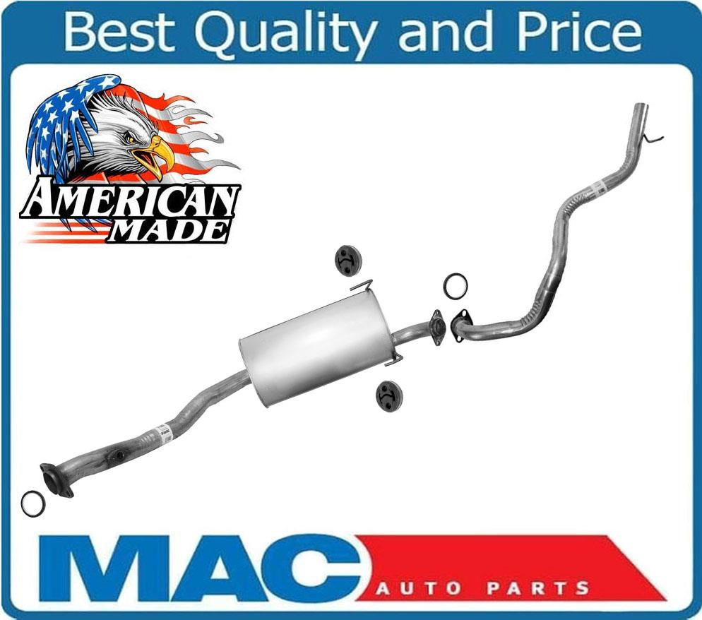 96-98 Jeep Exhaust Muffler Dynomax Performance System