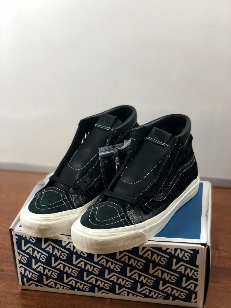 Vans Sk8 Hi Reissue Lx Twisted Leather