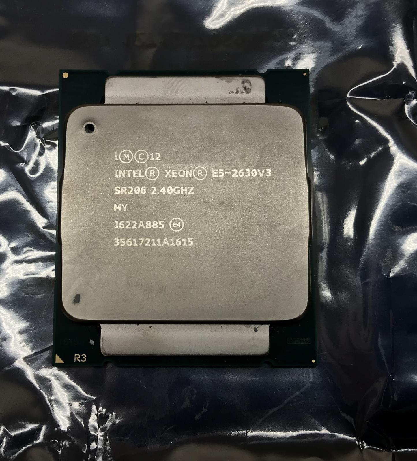 Intel Xeon E5-1607 3GHz LGA 2011 SR0L8 4-Core 10M Cach 130W Server Processor CPU
