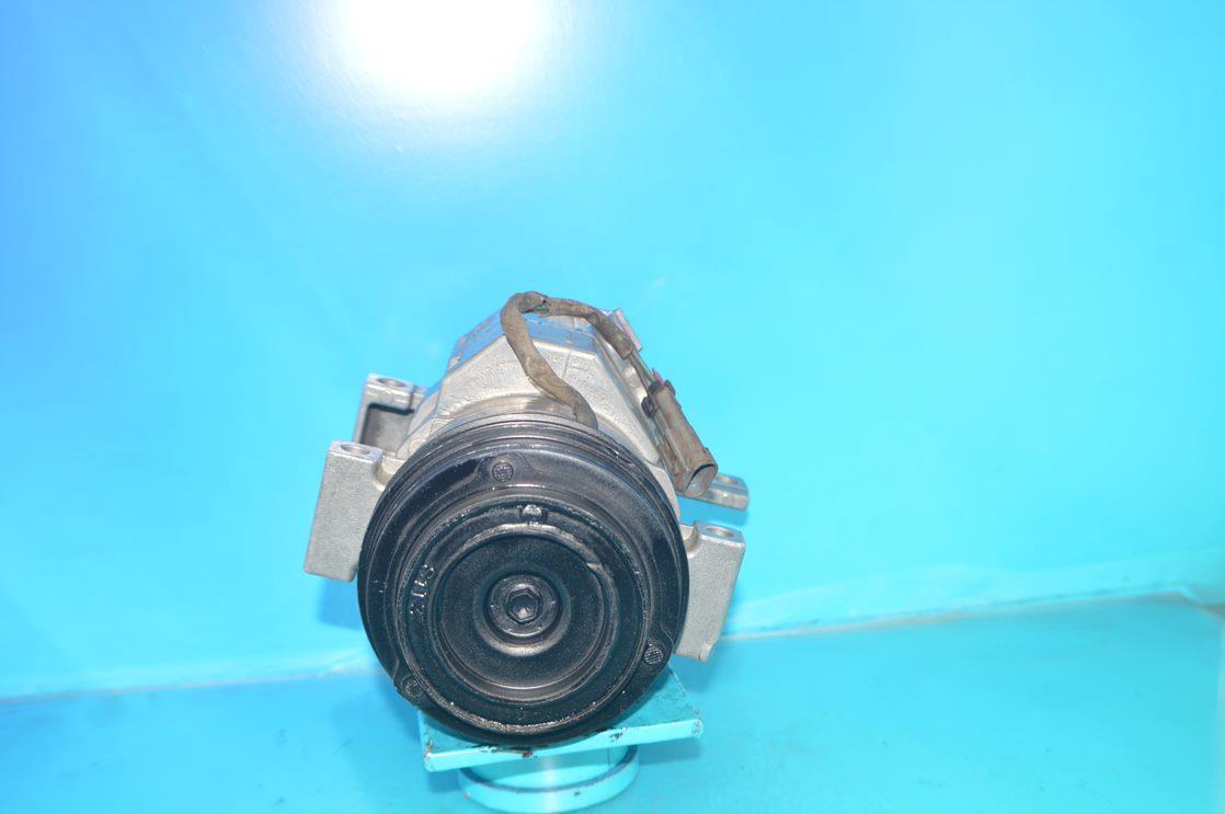 AC Compressor Fits Cadillac Chevy Silverado GMC Sierra Hummer H2 1YW R77376