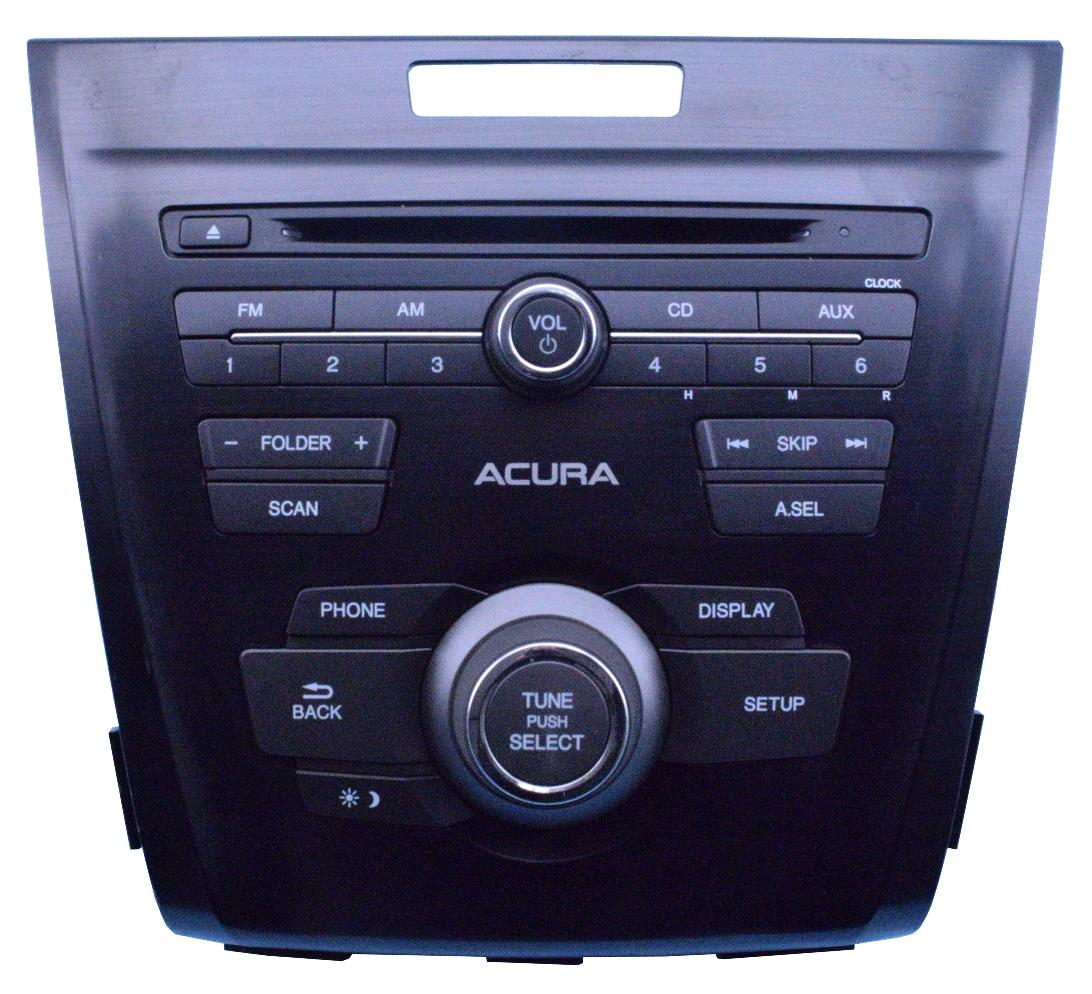 6-CD Radio Dials and Dual Climate Control Faceplate Module w//out Heated Seats