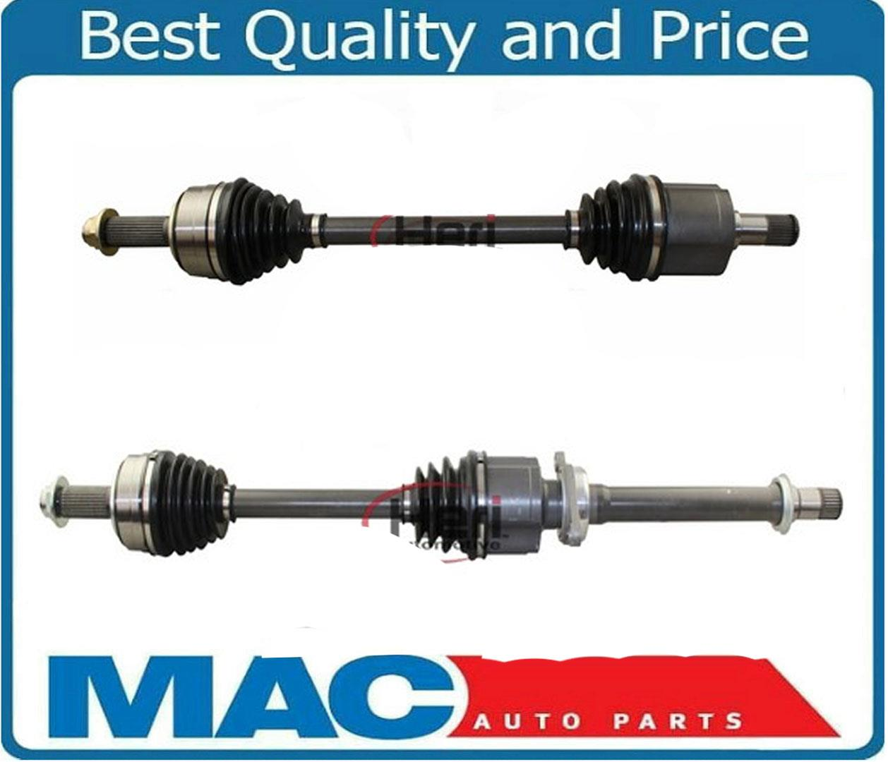 100  new front left  u0026 right cv axle shaft assembly fits