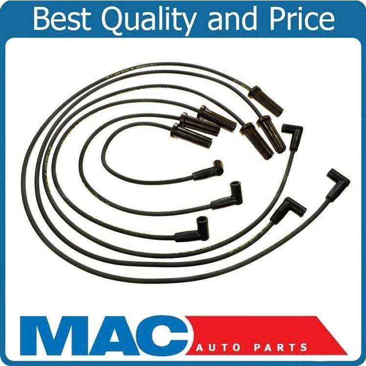 100/% Brand New Ignition Wires Spark Plugs Coil Pack for Ford Ranger 3.0L 98-00