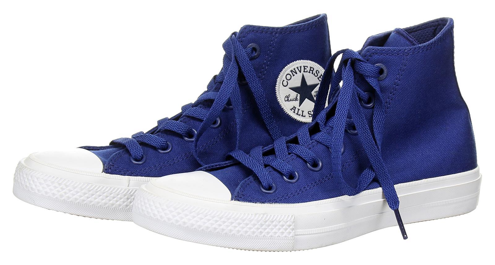 Converse Chuck Taylor II Lunarlon Blue