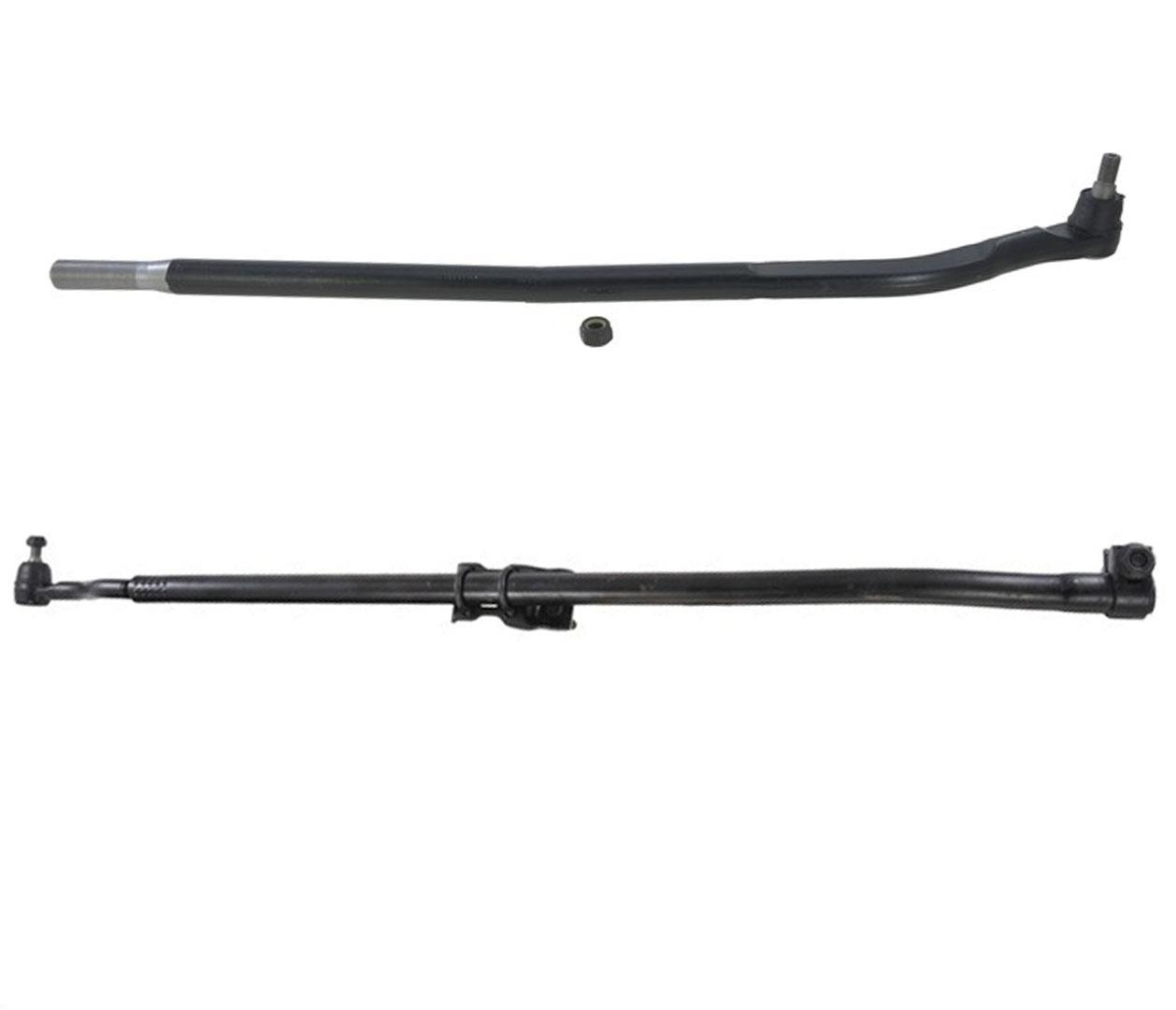 AP New Front Right Outer Tie Rod /& Tie Rod To Pitman Arm for Jeep Wrangler 07-17