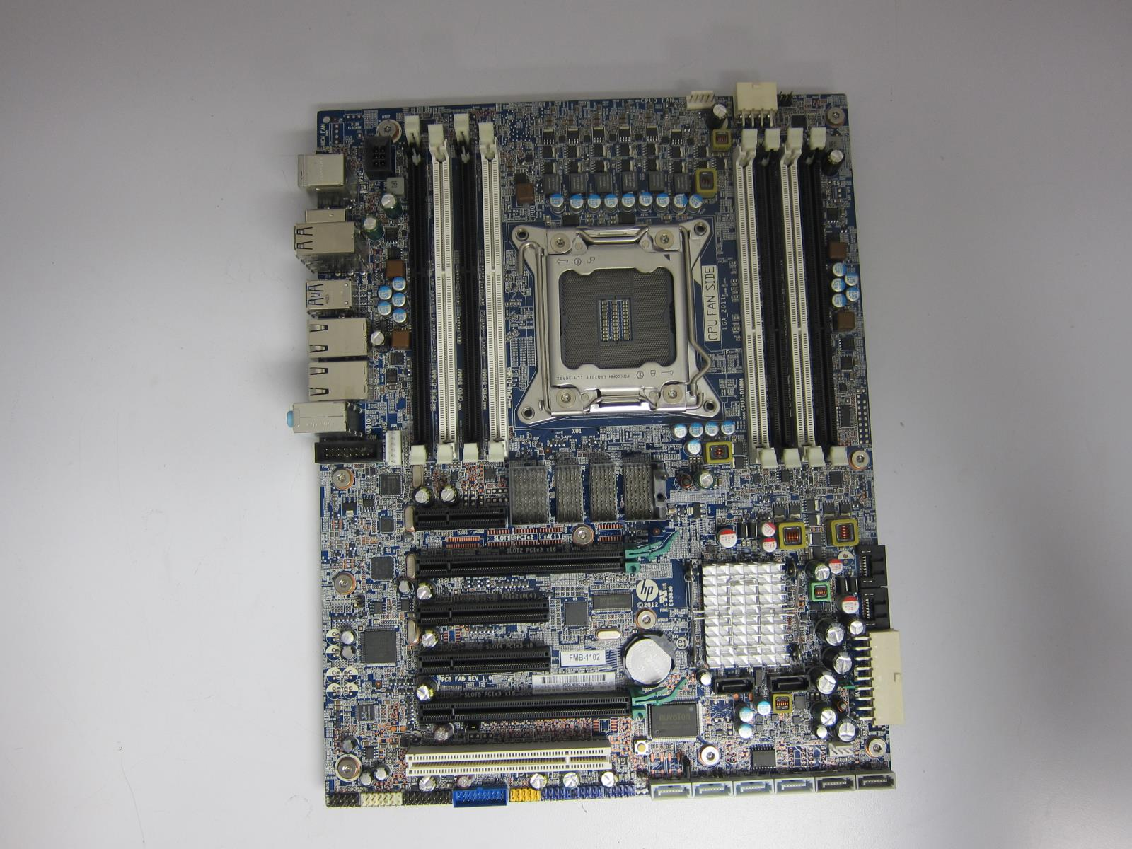 Details about HP Motherboard 618264-002 708614-001 708614-601 REV 0H No CPU