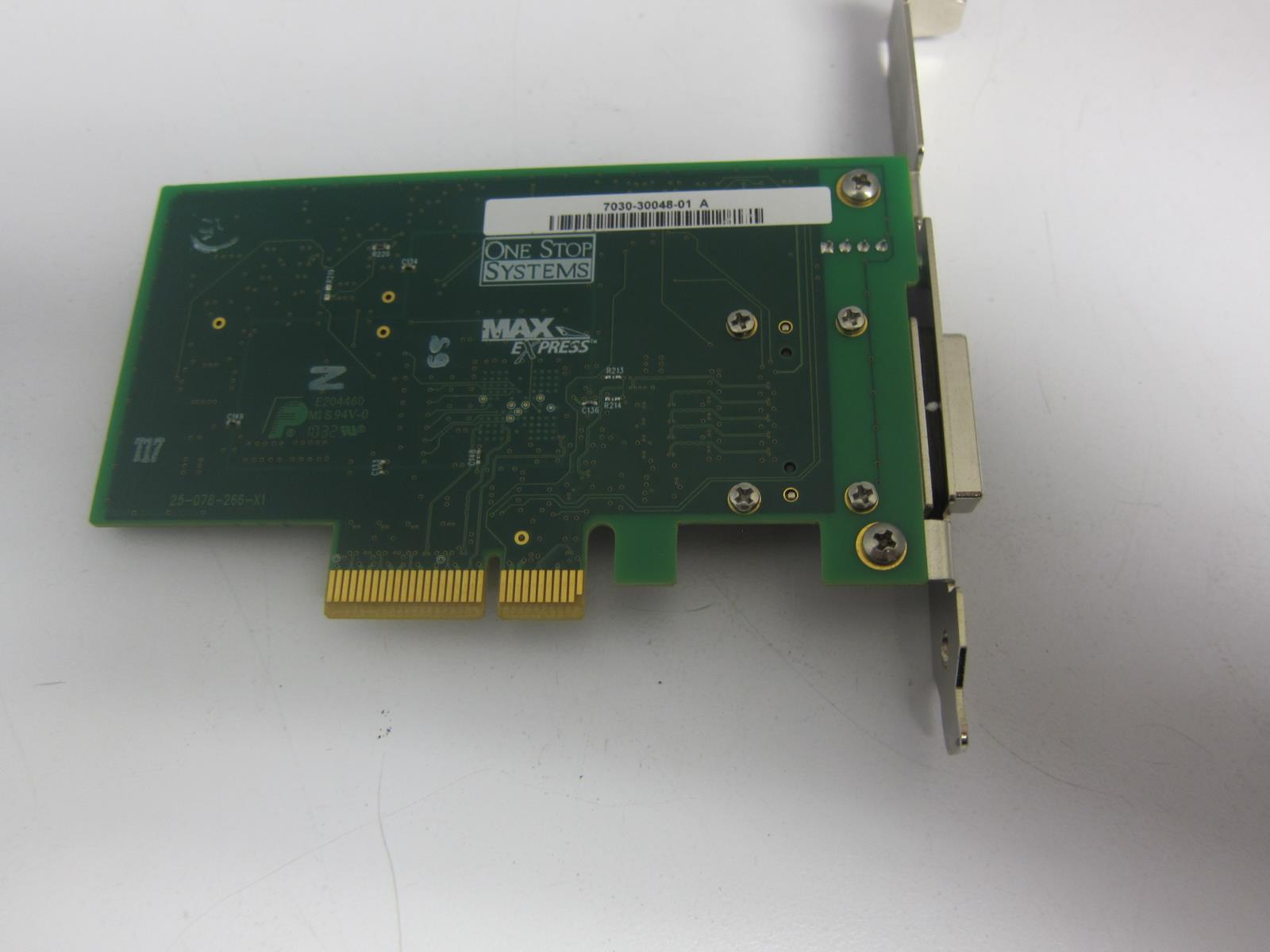 Dolphin IXH610 PCIe x8 40GB Gen2 Host Adapter Card High Profile