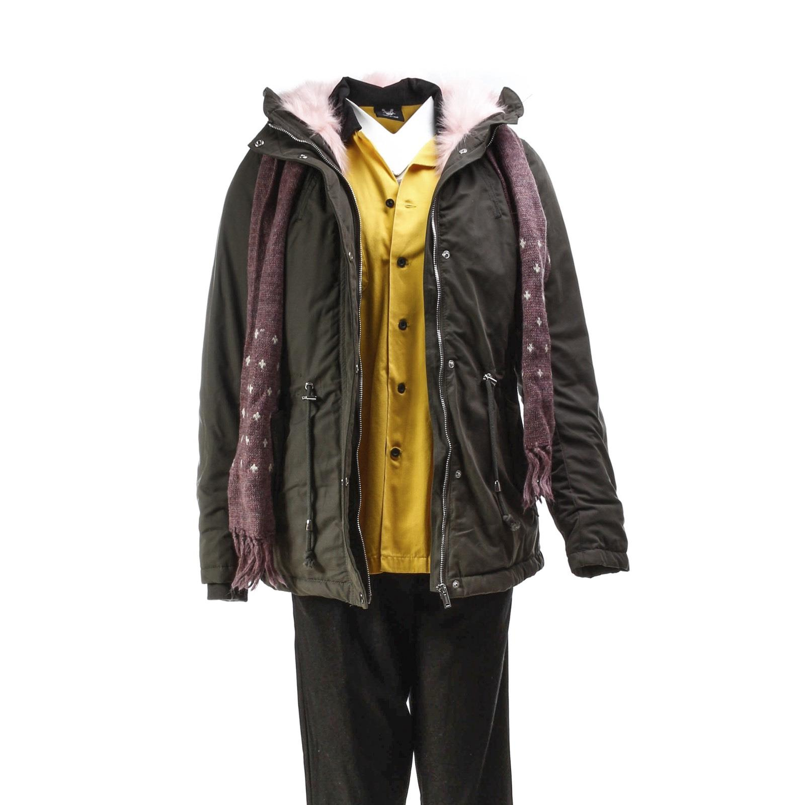 OITNB-Tamika-Susan-Heyward-Screen-Worn-Coat-Shirt-Set-Pants-amp-Scarf-Ep-608