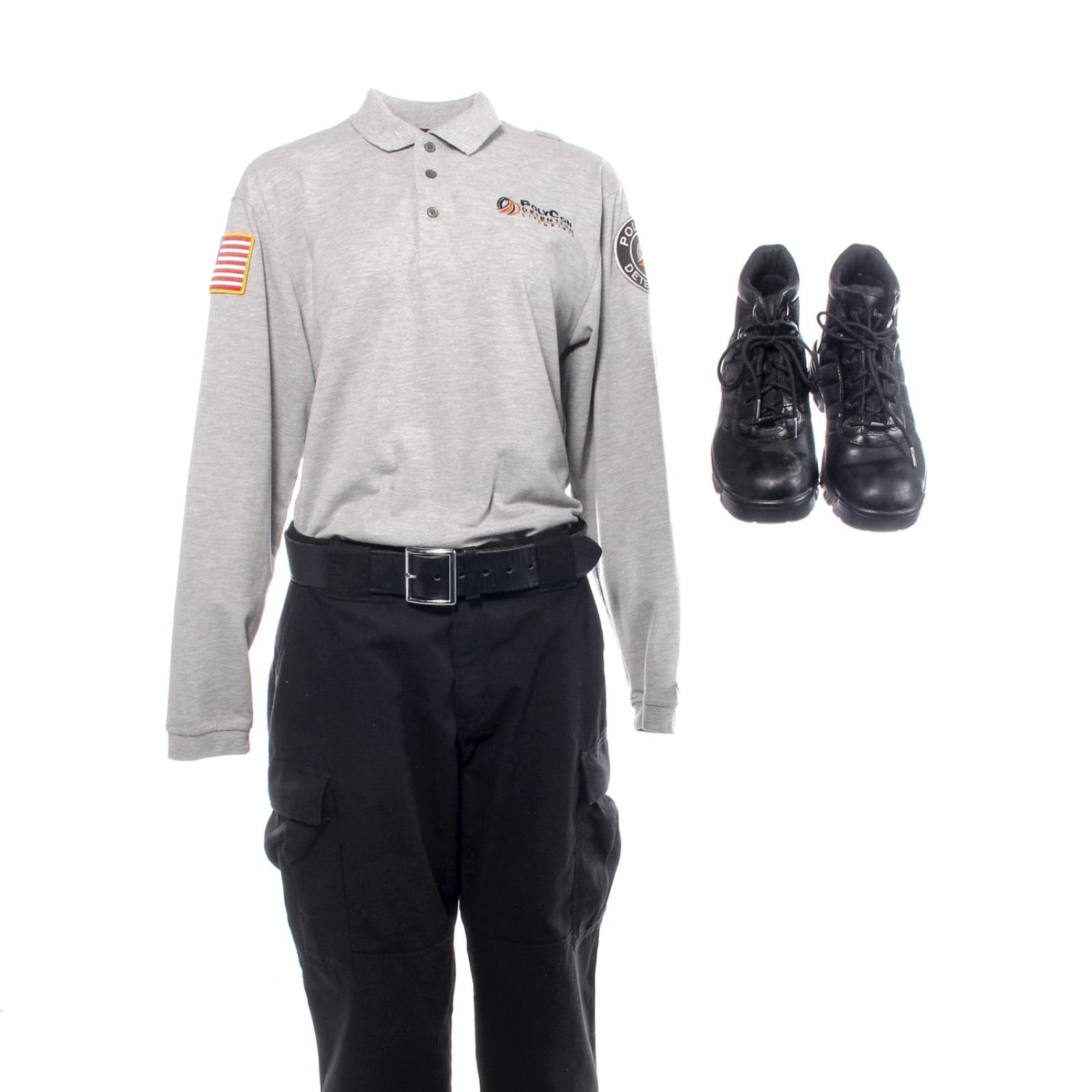 OITNB-Wanda-Bell-Catherine-Curtin-Screen-Worn-Polycon-Officer-Uniform