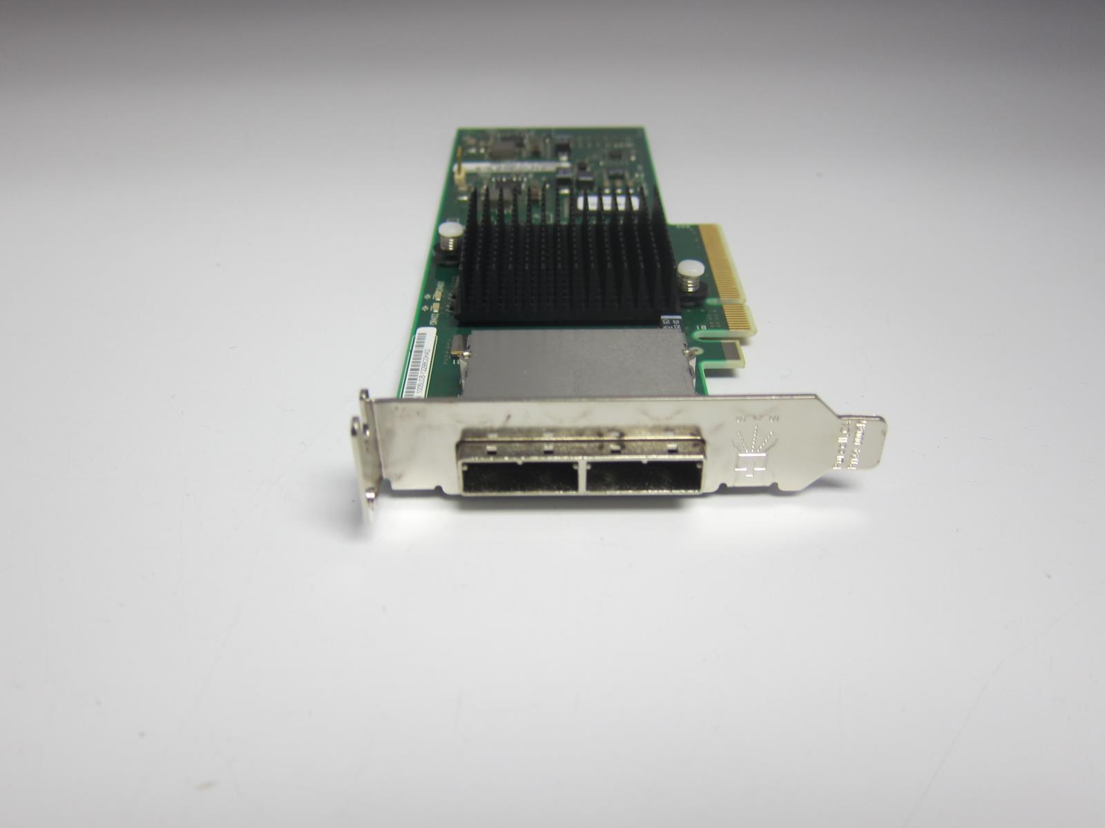 Sun Oracle 8-Port 6Gbps SAS-2 RAID SG-XPCIESAS-GEN2-Z HBA PCI-E Card 375-3609-03