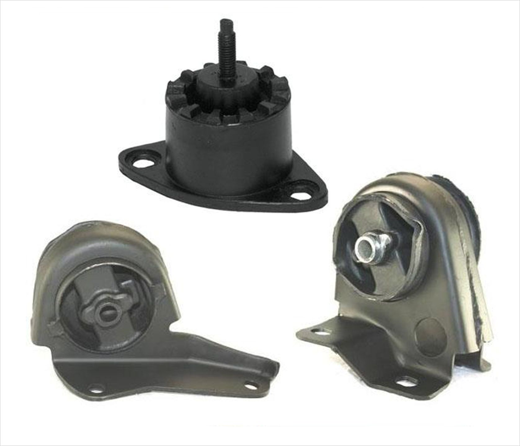 New Engine Motor Mounts Automatic Transmission S10 Sonoma S15 2.2L 3pc Kit 94-03