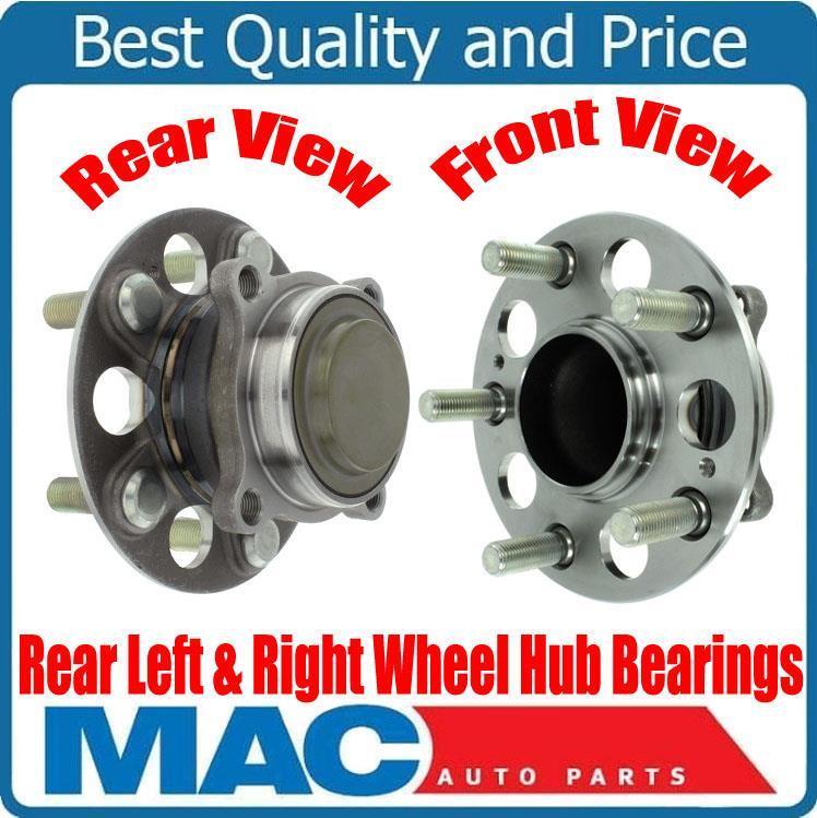AP New Rear Left & Right Wheel Hub Bearings Front Wheel