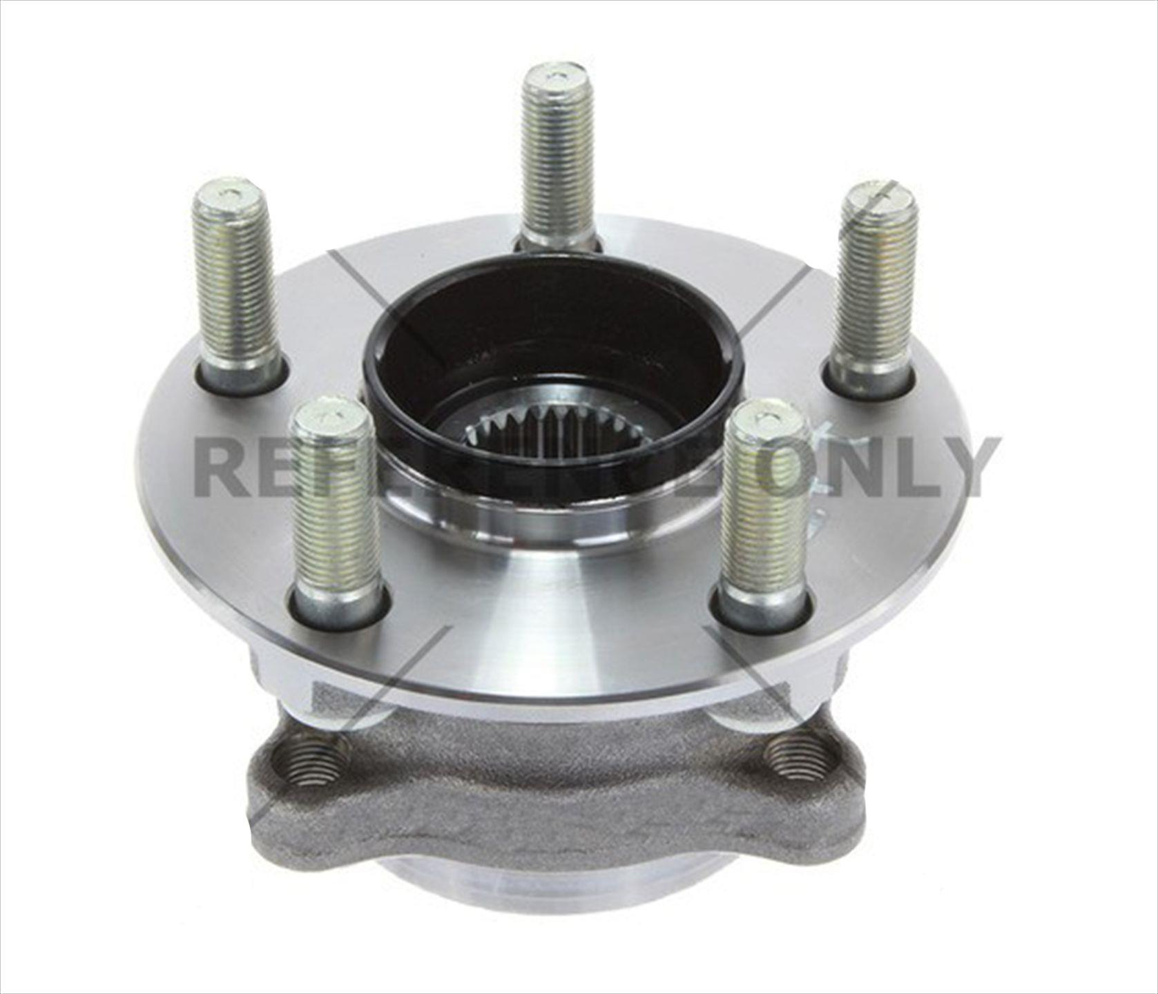 PTC Front Wheel Hub /& Bearing Assembly Fits For 14-18 Subaru Forester FRONT