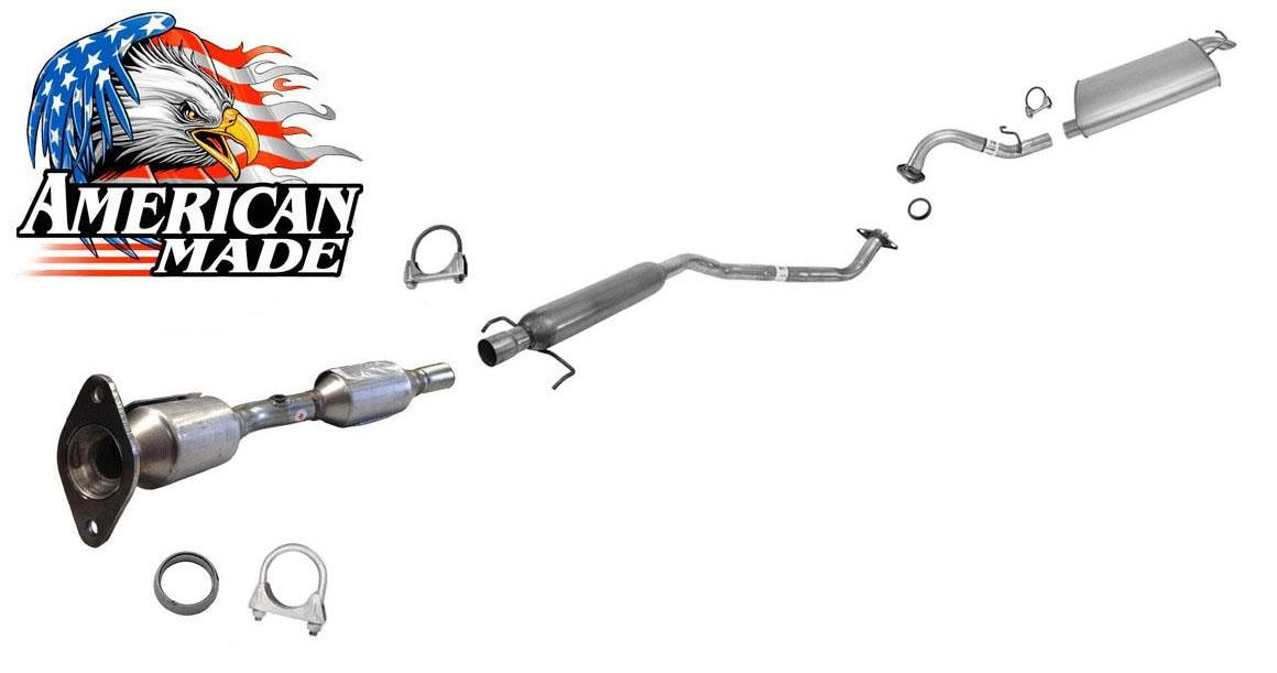 corolla exhaust toyota 2006 system wheel 2008 drive front 8l