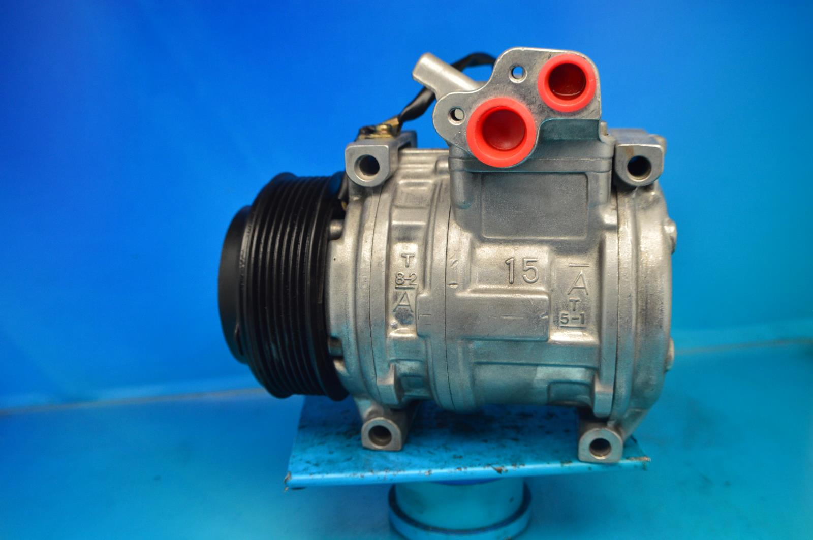 For Dodge Viper 1992-2002 AC A//C Compressor w// Clutch OE Denso 471-0355