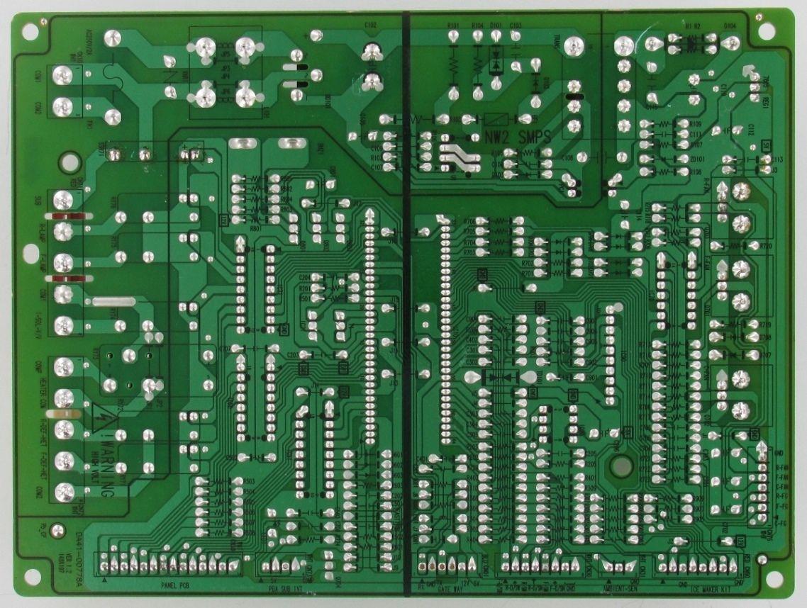 Refrigerator Control Board Part DA92-00625AR works for Samsung Various Models